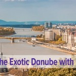PACOTE –  CRUZEIRO GAY FLUVIAL RSVP -  DANUBE EXPLORER CRUISE  09 A 16 OUT 2016 - NAVIO EMERALD BELLE