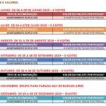 PACOTE – FINDE GAY EM BUENOS AIRES – GRUPOS – SAÍDAS ANUAIS