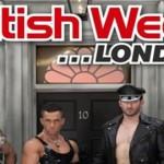 PACOTE FETISH WEEK LONDON – JULHO DE 2017