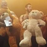 PACOTE SEMANA DE URSOS: MR BEAR BÉLGICA – OUTUBRO DE 2017