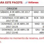PACOTE SEMANA DE URSOS: BARCELONA BEAR PRIDE – 09 A 16 DE ABRIL DE 2017