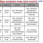PACOTE – NEW ORLEANS GAY MARDI GRAS – 22 DE FEVEREIRO A 01 DE MARÇO DE 2017