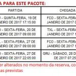 PACOTE - BÄRENPAADIIE HAMBURG (BEAR WEEKEND) – DE 20 A 27 DE JANEIRO DE 2017
