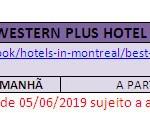 PACOTE PARADA GAY DE MONTREAL (FIERTÉ) – DE 12 A 19 DE AGOSTO DE 2019 (PARADA DIA 18/08/19)