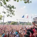 PACOTE – PARADA GAY DE ZURICH – DE 05 A 12 DE JUNHO DE 2017 (PARADA DIA 10 DE JUNHO)