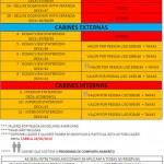 PACOTE  - SOUTHERN CARIBBEAN CRUISE – 21 A 28 DE MARÇO DE 2020 NAVIO CELEBRITY SUMMIT