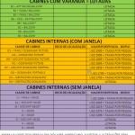 PACOTE – CRUZEIRO GAY AMSTERDAM  PARA BARCELONA – 12 A 22 DE JULHO 2020